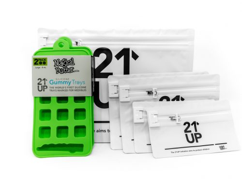 21UP Molds and Accessories